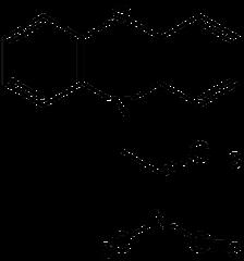 プロメタジンの化学構造