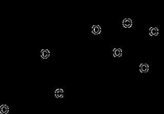 ベクロメタゾンプロピオン酸エステルの化学構造