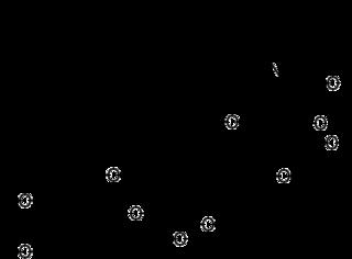 ベラトリジンの化学構造