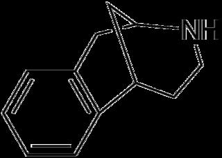 ベンゾモルファンの化学構造