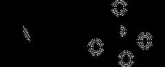 ホスホコリンの化学構造