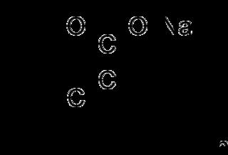 ポリアクリル酸ナトリウムの化学構造
