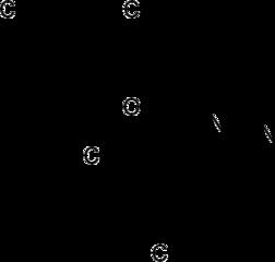ミコナゾールの化学構造