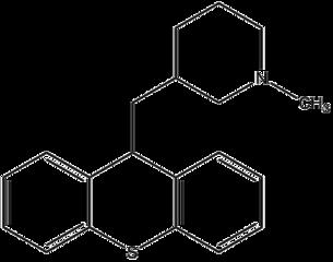 メチキセンの化学構造