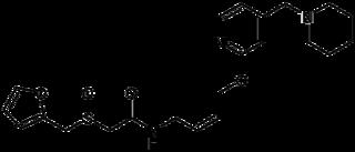 ラフチジンの化学構造
