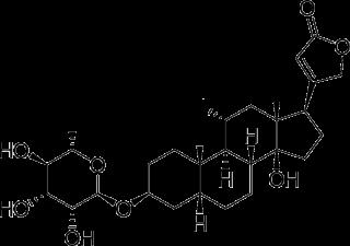 ロデキシンAの化学構造