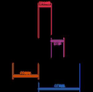 心電図で観察される波形
