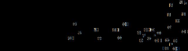 2-ヒドロキシフィタノイルCoAの化学構造