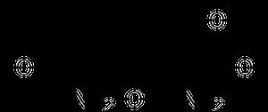 3ーヒドロキシキヌレニンの化学構造