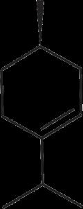 3-メンテンの化学構造